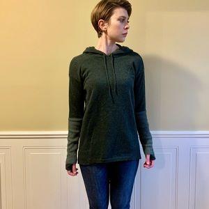 Athleta Merino Wool Tunic Sweater